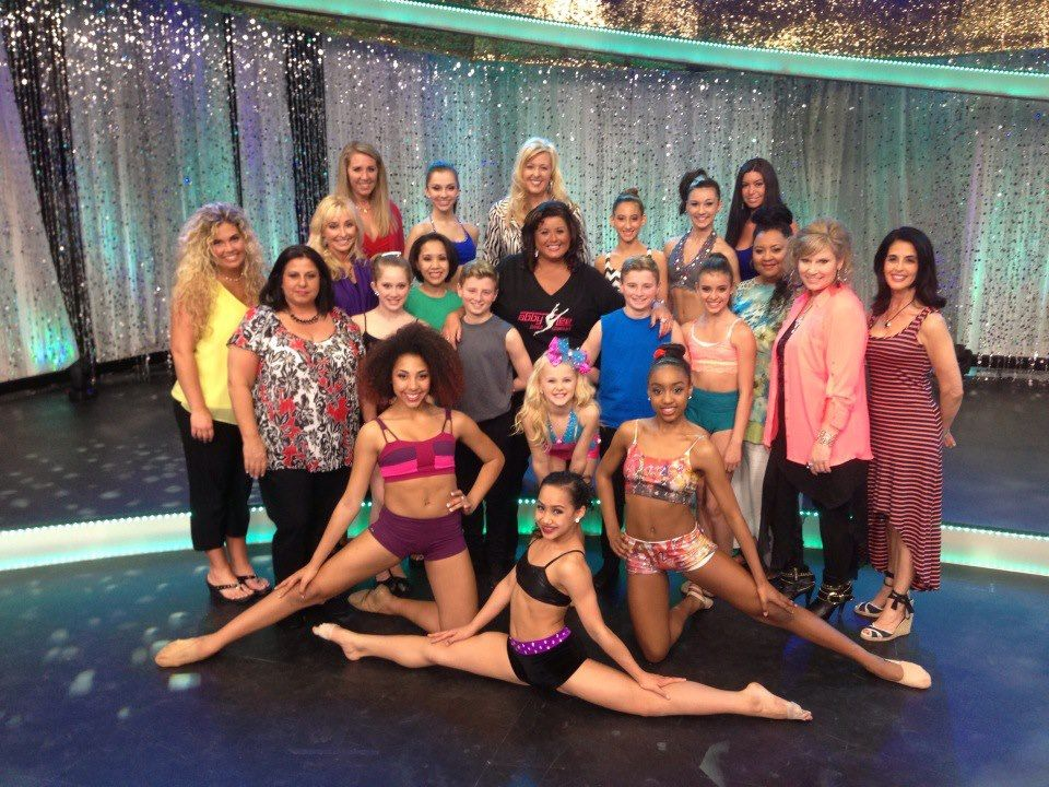 meet the cast of dance moms 2014 nationals