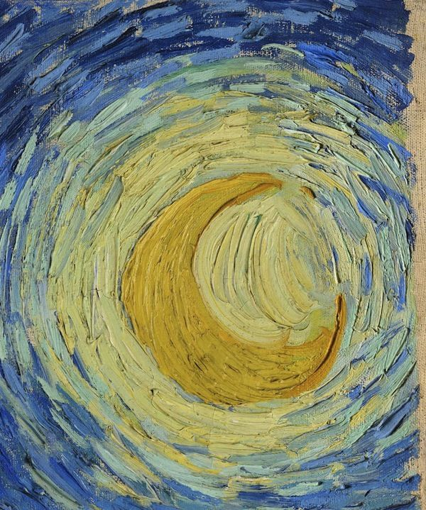 Google S High Resolution Close Up Images Of Van Gogh S Famous