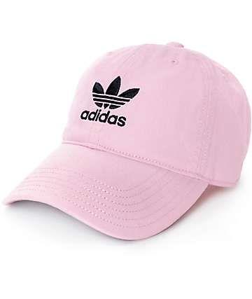 adidas gorra béisbol en rosa  a3c1aafd479