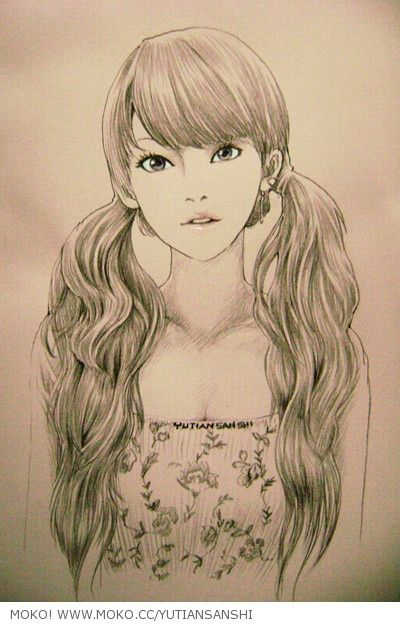 Drawing Art Dibujos Dibujos Hermosos Bocetos