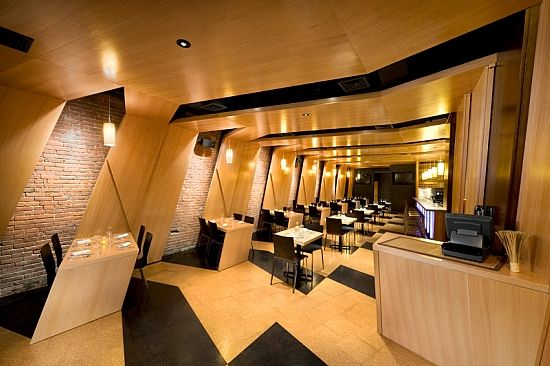 Interior Modern Restaurant Design Ideas Image Best Restaurant