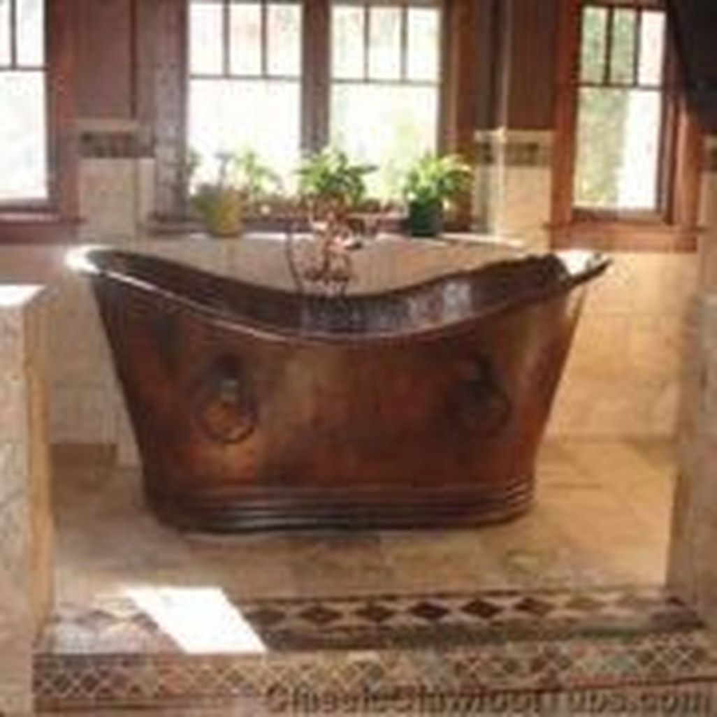 41 Fabulous Classic Country Bathtub Ideas | Bathroom Inspiration ...