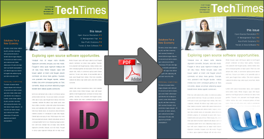 free online newsletter templates pdf