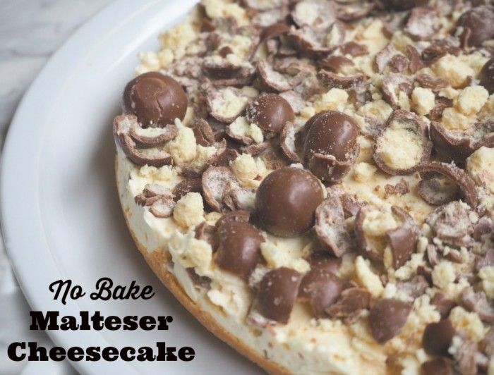 How To Make Malteser Biscuit Cake