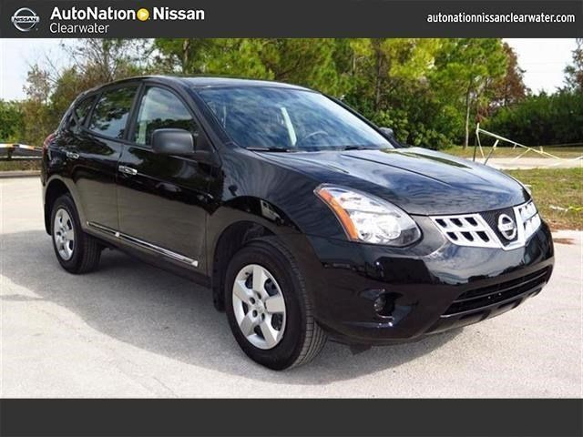 2014 Nissan Rogue Select S Suv For Sale In Clearwater For 17423