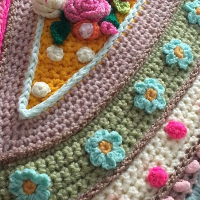 Image result for adinda zoutman | Crochet | Pinterest | Chal, Lana y ...