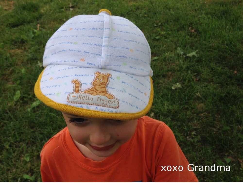 Toddler Baseball Cap Pattern Cap Patterns Sewing For Kids Hat Patterns To Sew