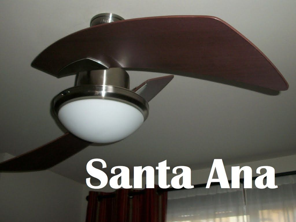 Ceiling Fan Review 48 Santa Ana By Allen Roth Lowe S Ceiling