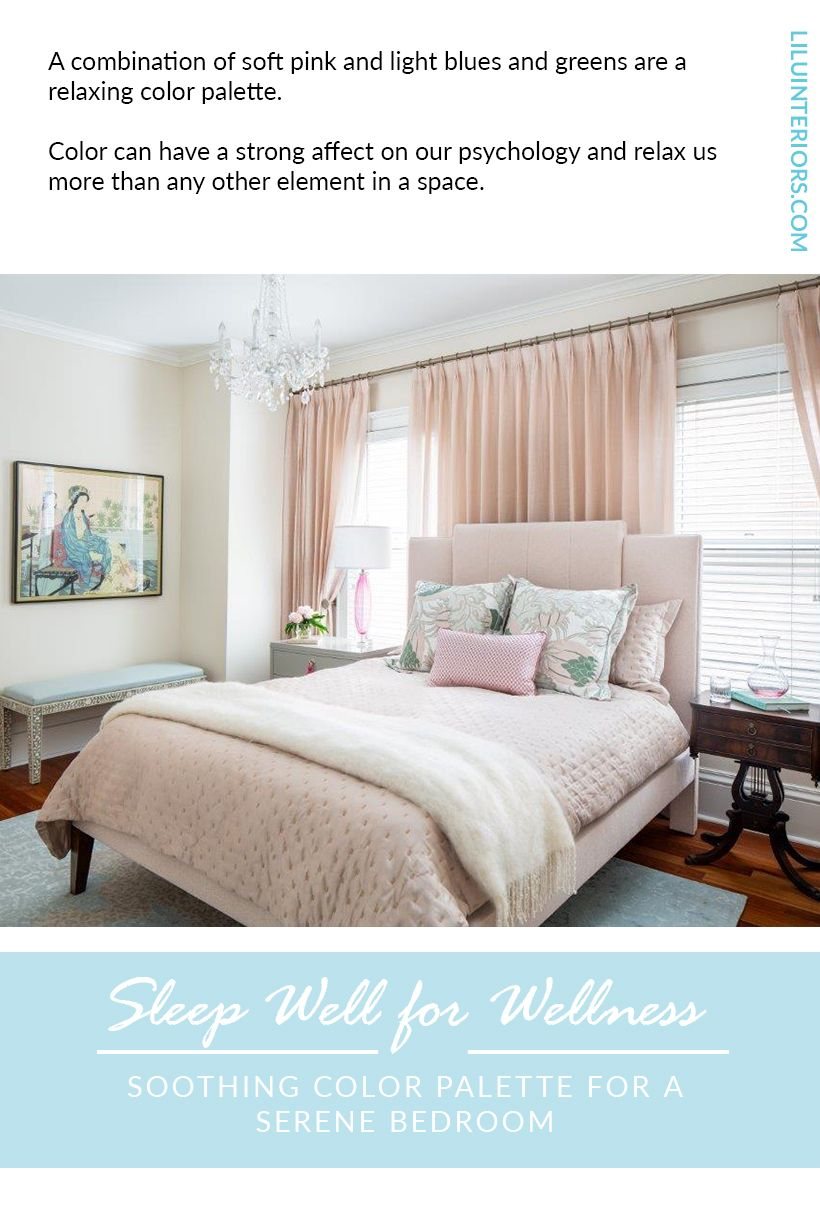 How Interior Design Can Help You Sleep Your Way To