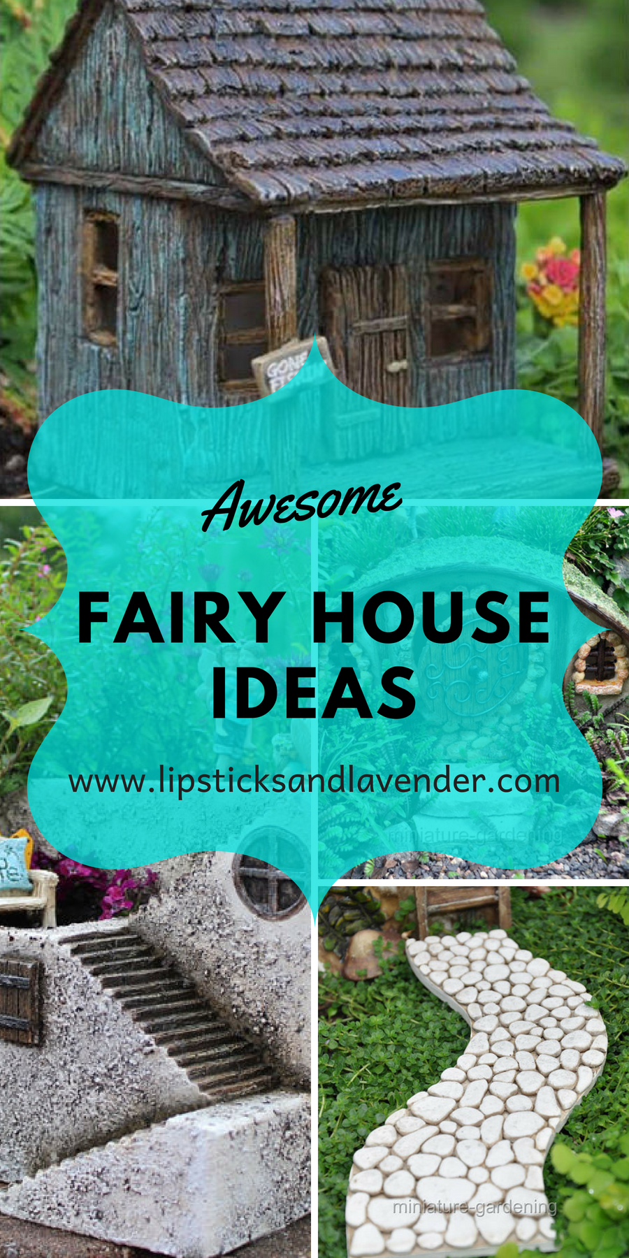 Are You A Fan Of Fairy Gardens Check Out This Post For 21 Awesome
