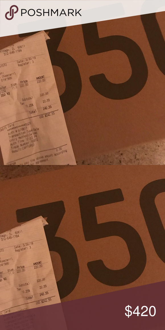 47cc4bc27d52 Brand new Yeezy 350 Clay Brand new Size 11 Yeezy Shoes Sneakers