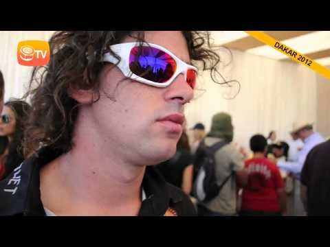 Entrevista con Daniel Gouet - Dakar 2012