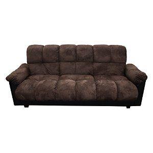 Milton Greens Stars London Storage Futon Sofa Bed With Champion Fabric Charcoal