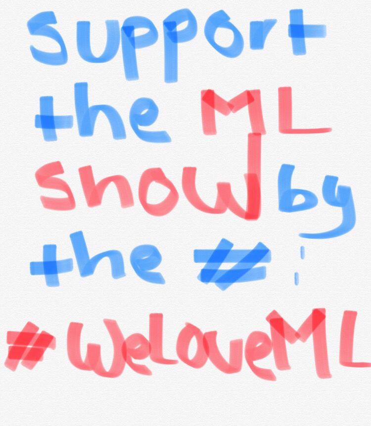 #WeLoveML