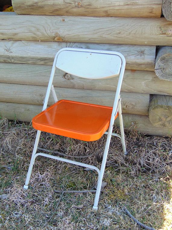 Outstanding Metal Folding Chair Kids Chair Time Out Chair Chair Caraccident5 Cool Chair Designs And Ideas Caraccident5Info