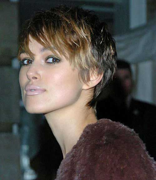Delightful Excellent Keira Knightley Pixie Cut 3 (500×