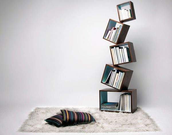 25 Creative Bookshelf Designs You Have Got To See