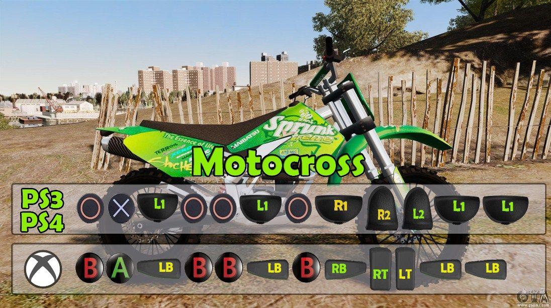 Como Sacar Motocross En Gta 5 Trucos De Gta 5 Trucos De Gta Trucos De Gta V