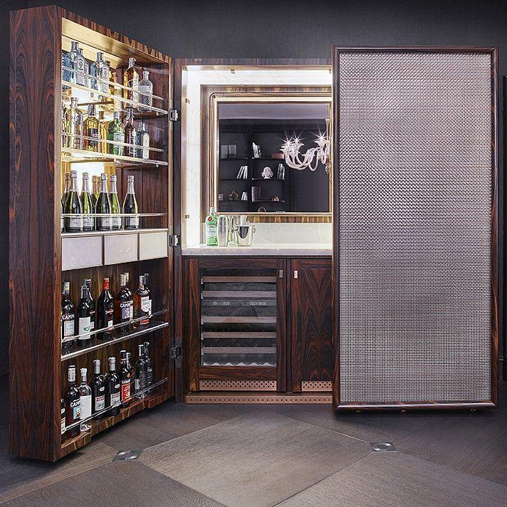 Bacco bar cabinet a special edition from promemoria - Promemoria mobili ...