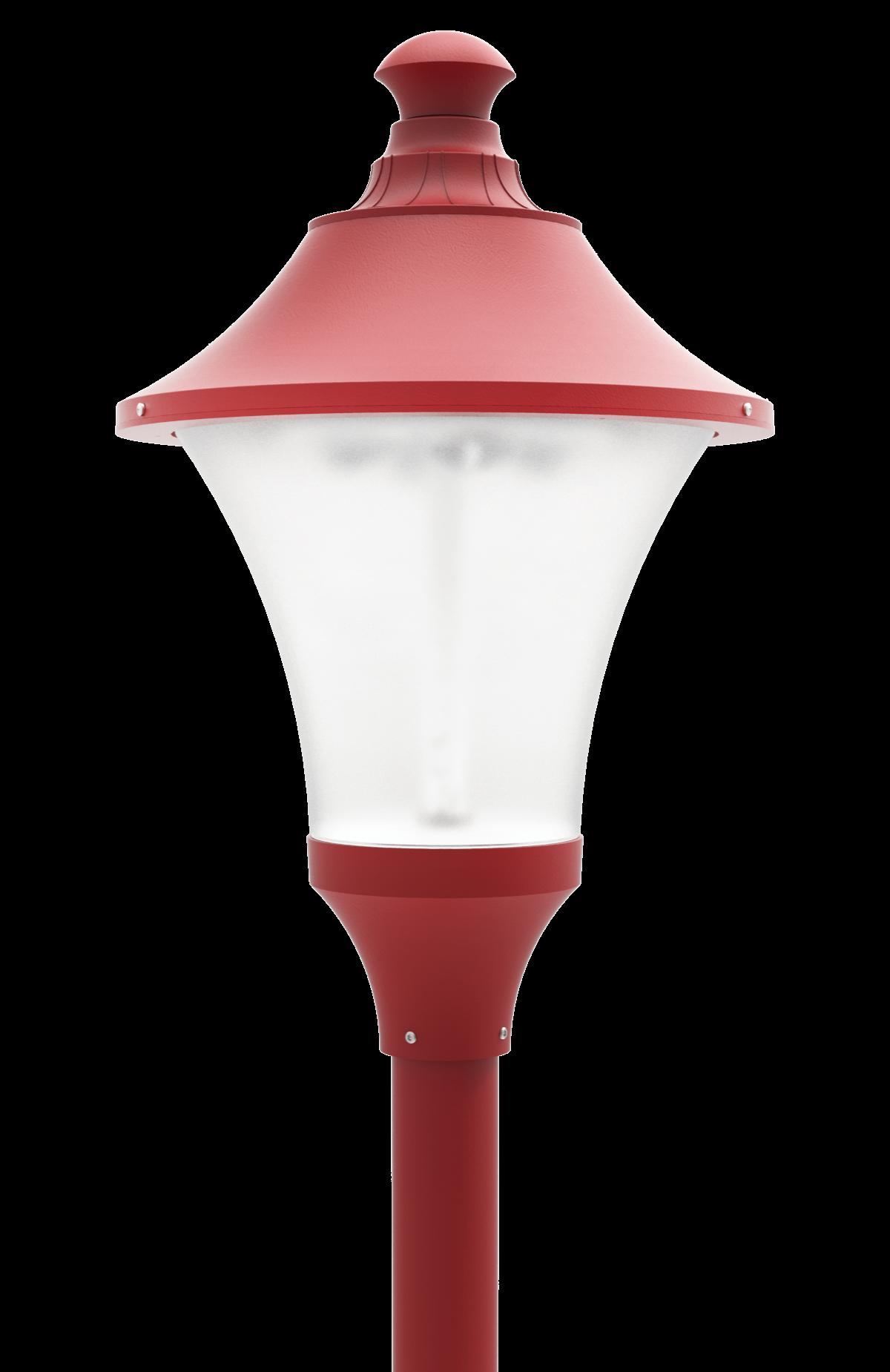 Led Post Top Light Fixtures 643 Series Dukelight Com 643 Light Fixtures Fixtures Light