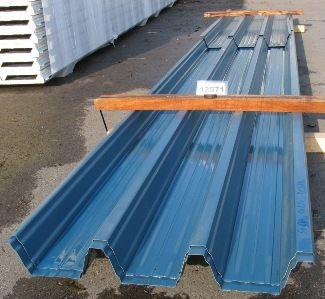 Trapezprofil 106 250 3 0 75 Mm Plastisol Trapezblech Trapez
