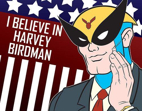birdman cartoon phreek birdman