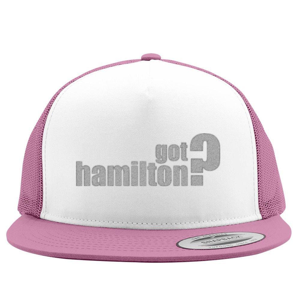 Got Hamilton Embroidered Trucker Hat