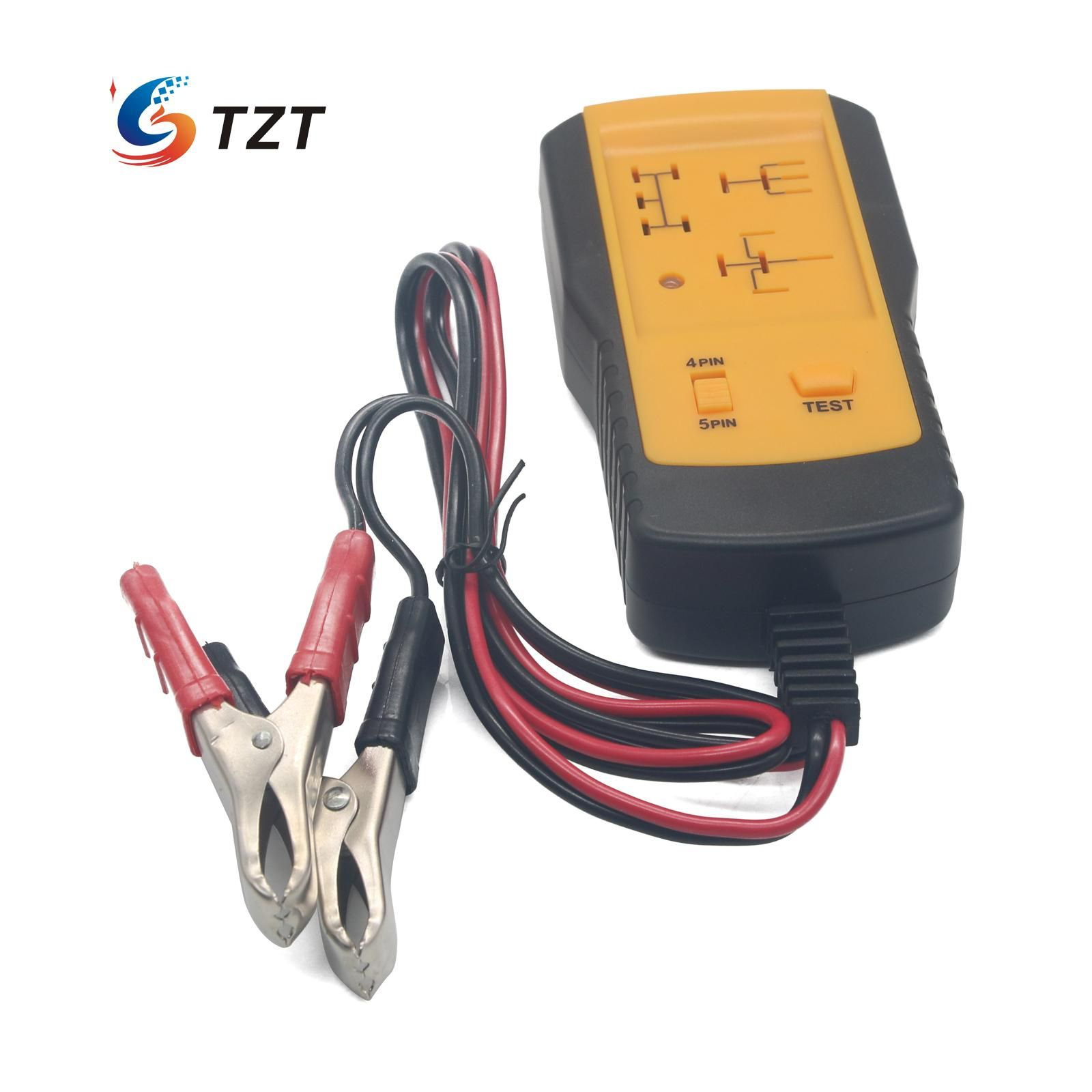 High Quality Electronic Automotive Relay Tester 12v Car Auto Battery 4 Pin Checker Universal Ae100 Affiliate