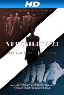 Versailles '73: American Runway Revolution (2012) Poster