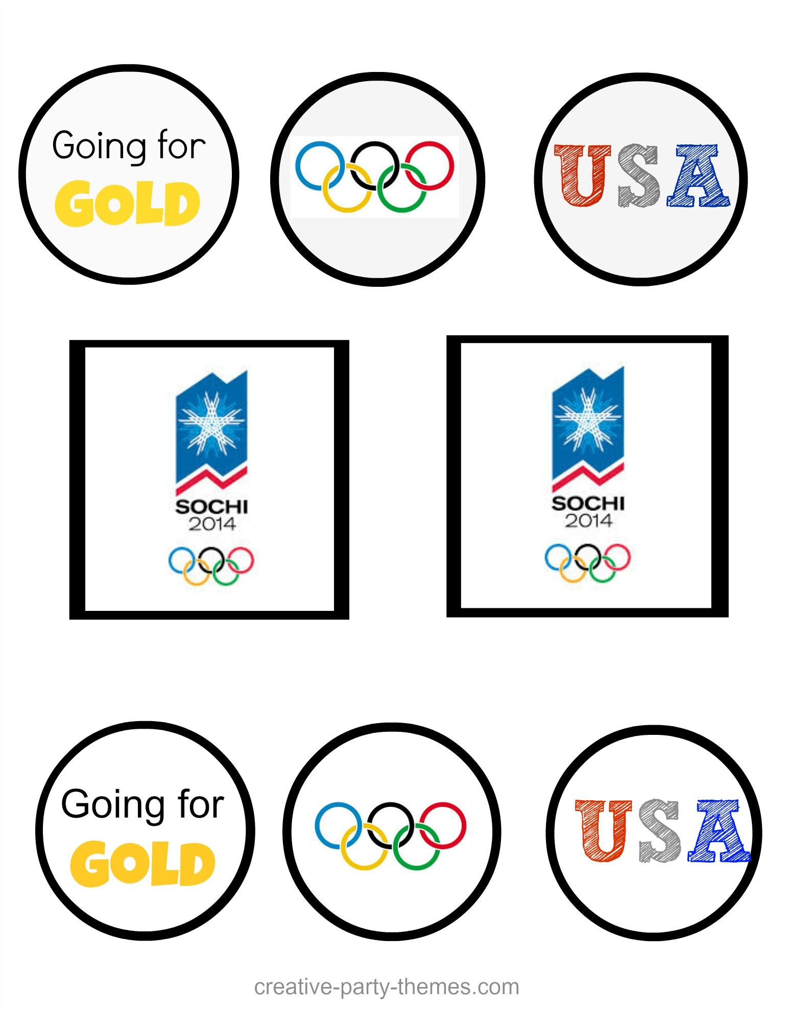 Winter Olympics Viewing Party