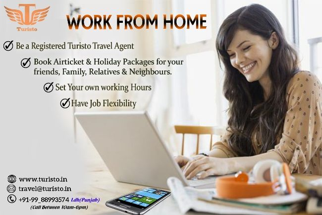 Work From Home Offer Make Money By Working As A Travel Affiliate