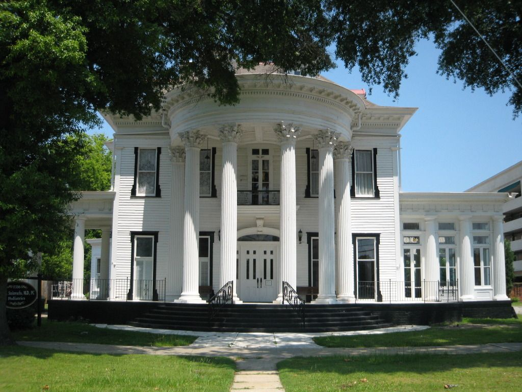 Columbus Georgia Antebellum Home 3rd Avenue