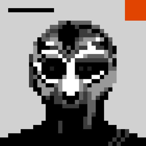 8 Bit Version Of Doom Madlib S Madvillainy Sleeve By Chris Hund Mf Doom Pixel Art Fun Illustration