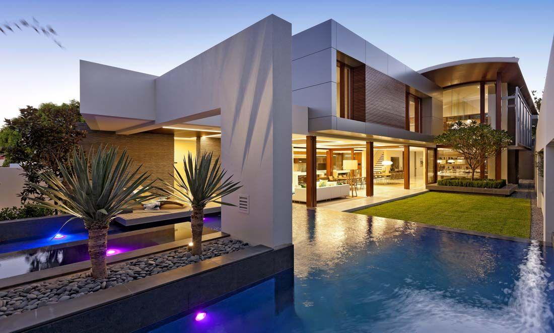 Gorgi exclusive homes case container villa di lusso e for Case contemporanee