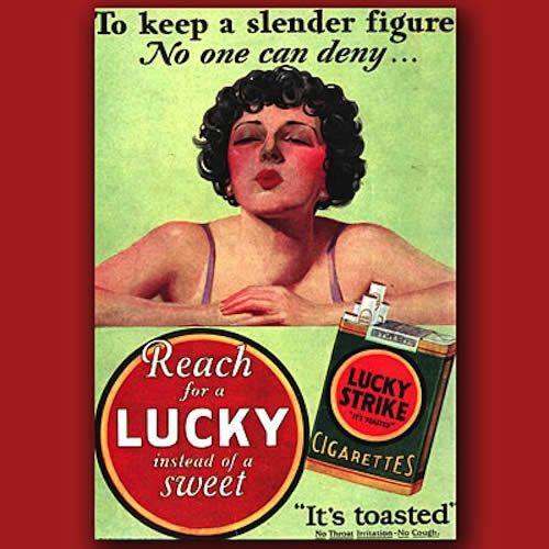 Más que Solo Ensalada: Coca-Cola es tan saludable en 2013 como fumar era saludable en 1925