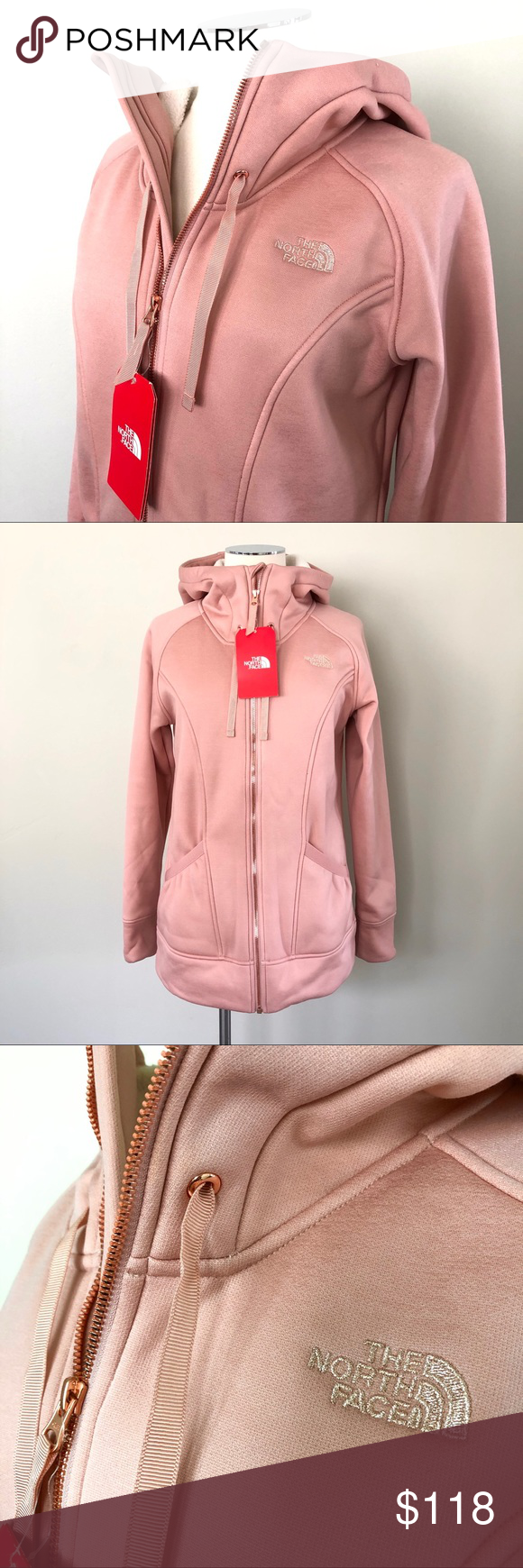 The North Face Blush Pink Mattea Parka The North Face Parka Blush Pink [ 1740 x 580 Pixel ]