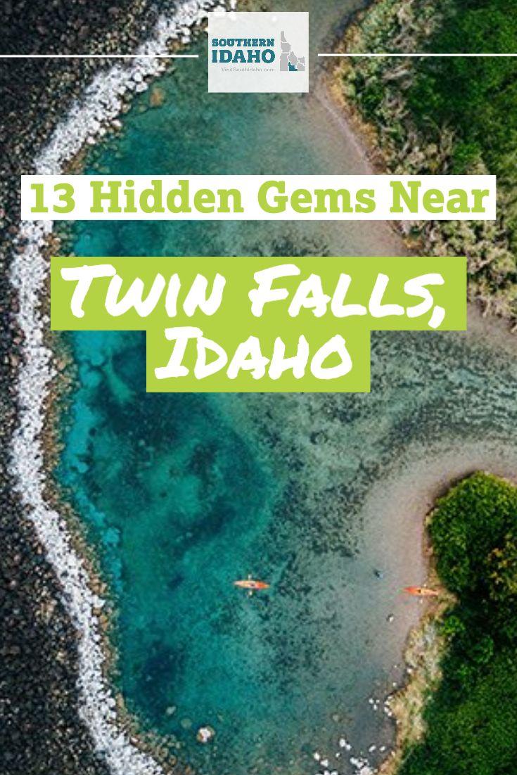 13 Hidden Gems Near Twin Falls, Idaho [Southern Id