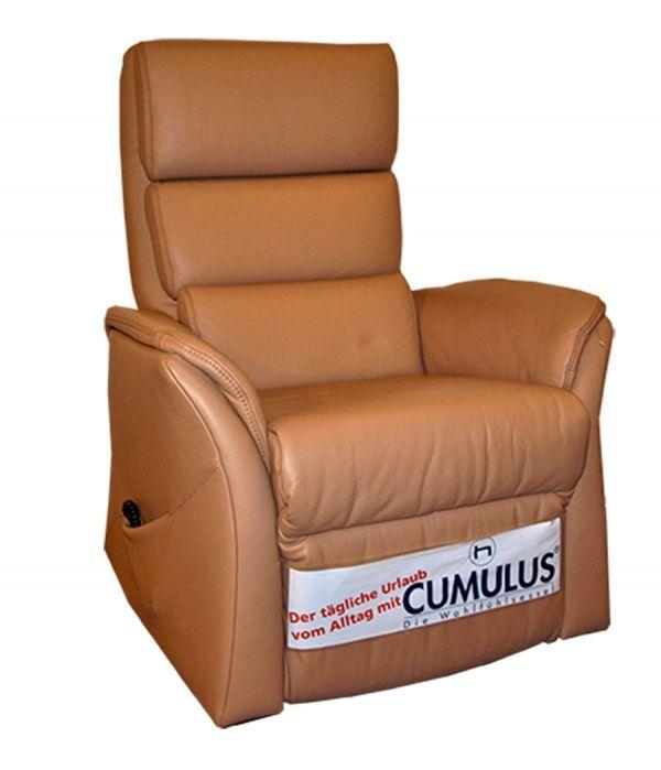Relaxfauteuil Leder Elektrisch.Relaxfauteuil Cumulus Z7685 Maxi Himolla Direct Leverbaar Kleur