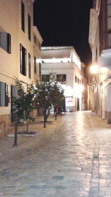 Ciutadella de nit