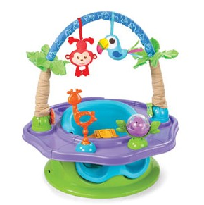 [OVER] Summer Infant's SuperSeat Deluxe Island Giggles