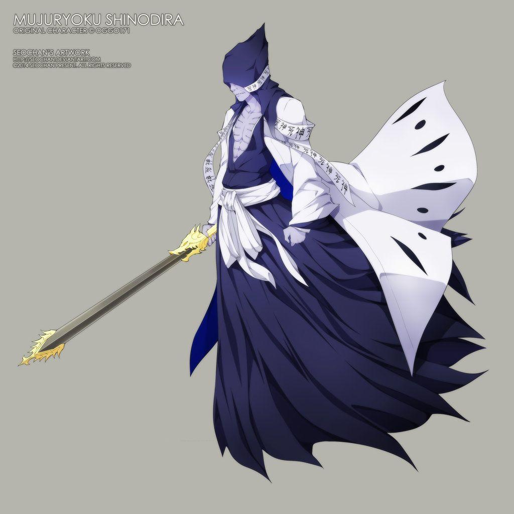 Bleach-OC-Characters - DeviantArt