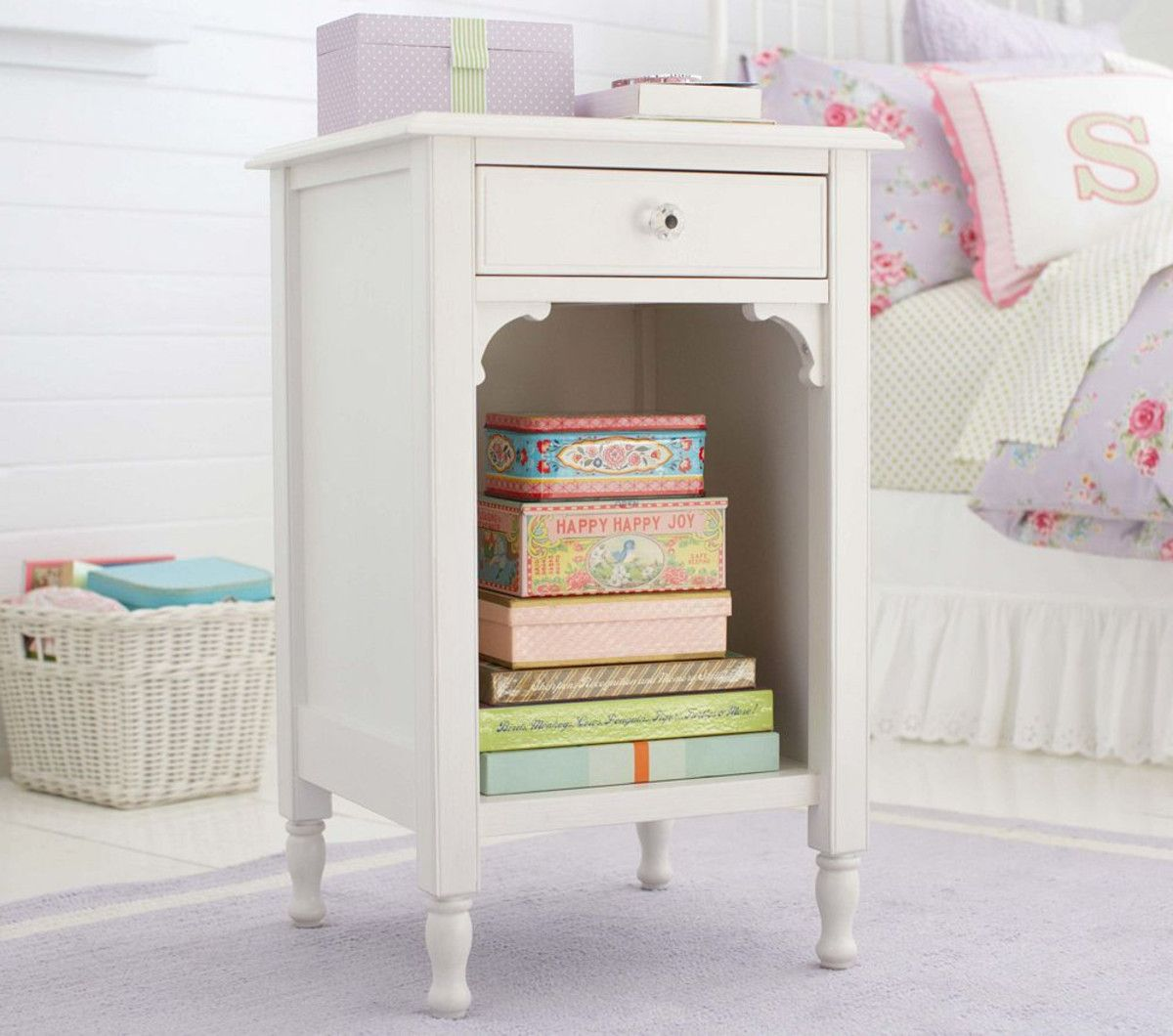 Toddler Bedside Table Juliette Bedside Table Pottery Barn Kids Australia