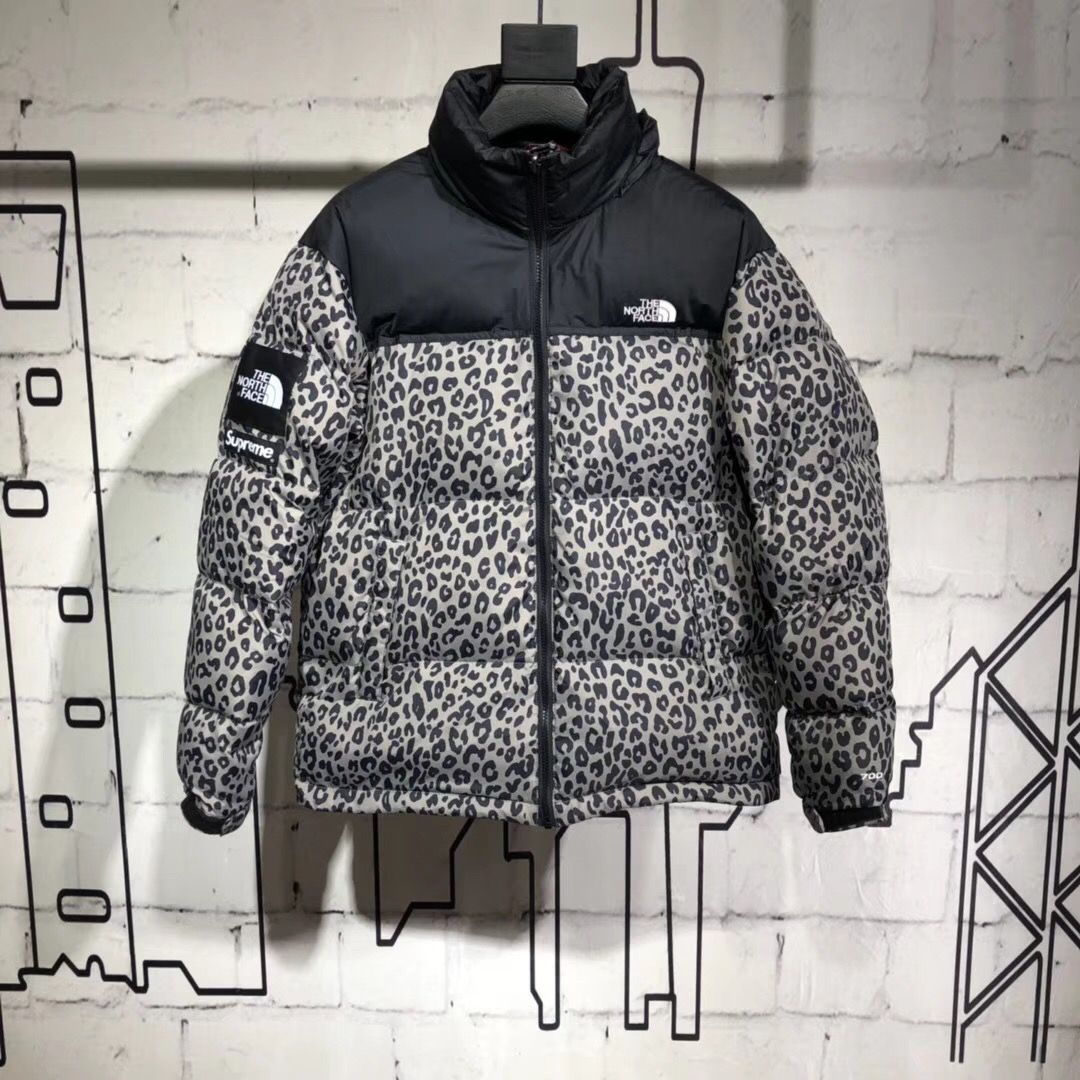 Best Fake Supreme Box Logo Crewneck Long Sleeve In Black White Grey Color Buy Cheap High Quality Replica S The North Face North Face Nuptse Jacket Jackets [ 1080 x 1080 Pixel ]