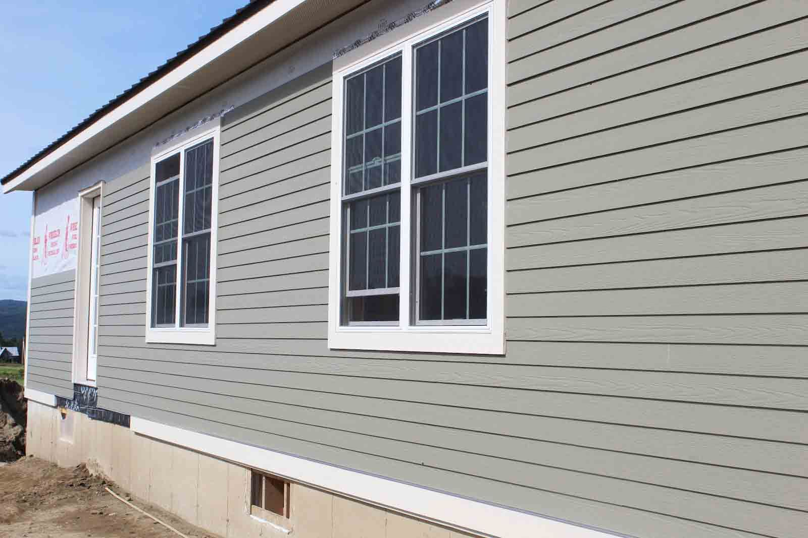 gray fiber cement siding - Google Search | That a work | Pinterest ...