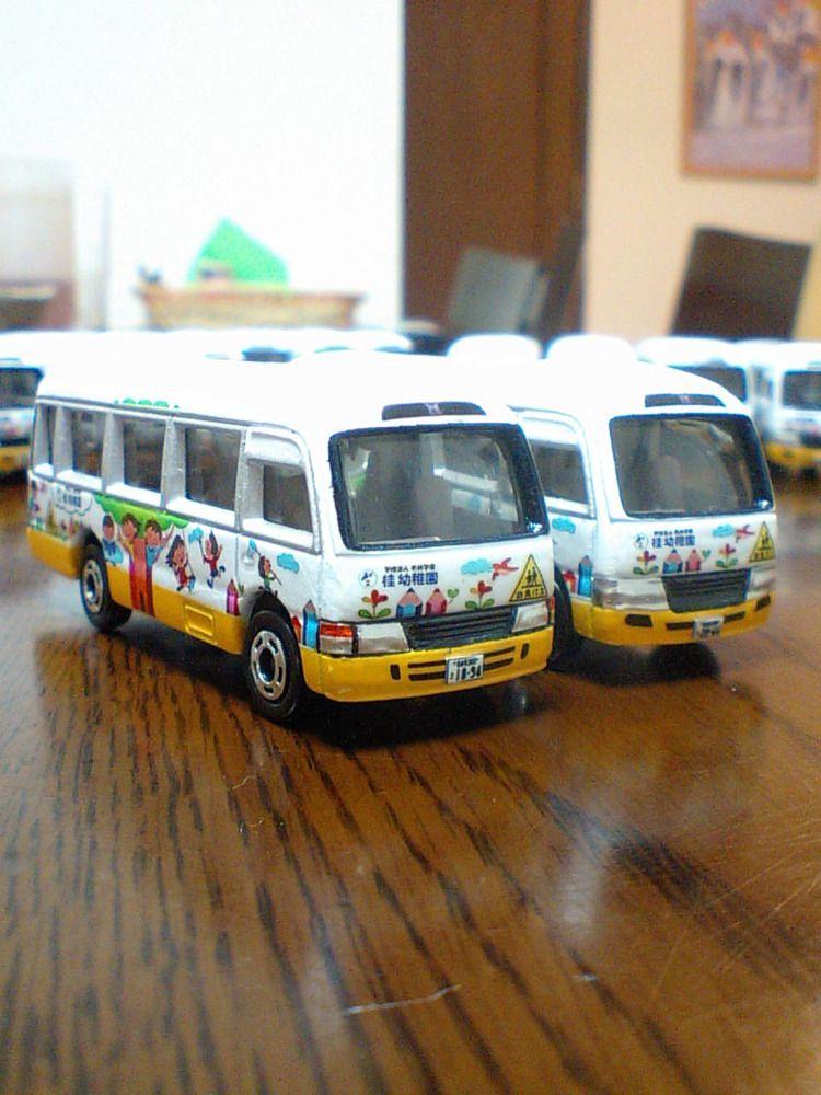 卒園プレゼント 幼稚園バスの作り方 卒園 プレゼント 工作 子供 幼稚園バス