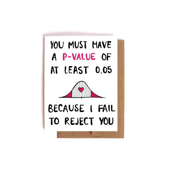 Nerdy Statistics Card Funny Valentine S Day Card Anniversary Card I Love You Card By Majikatz Basteln Spass At Least
