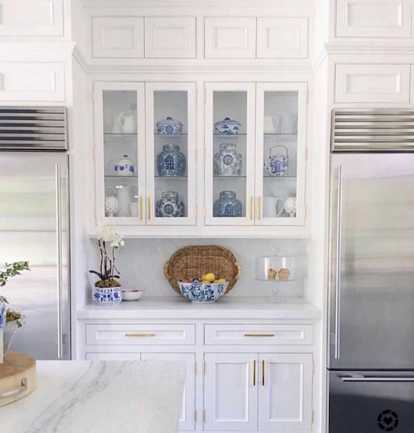 How To Keep Your Kitchen Counters Organized The Zhush In 2020 Home Decor Websites White Kitchen Design Best Kitchen Cabinets