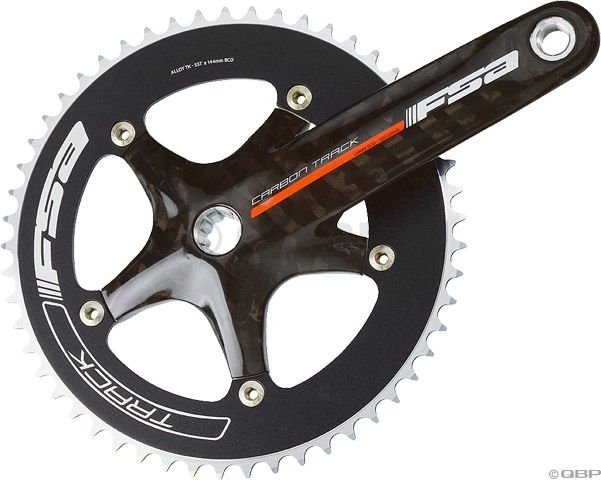 53-39t Campagnolo Record 12s Carbon Crank 12-Speed