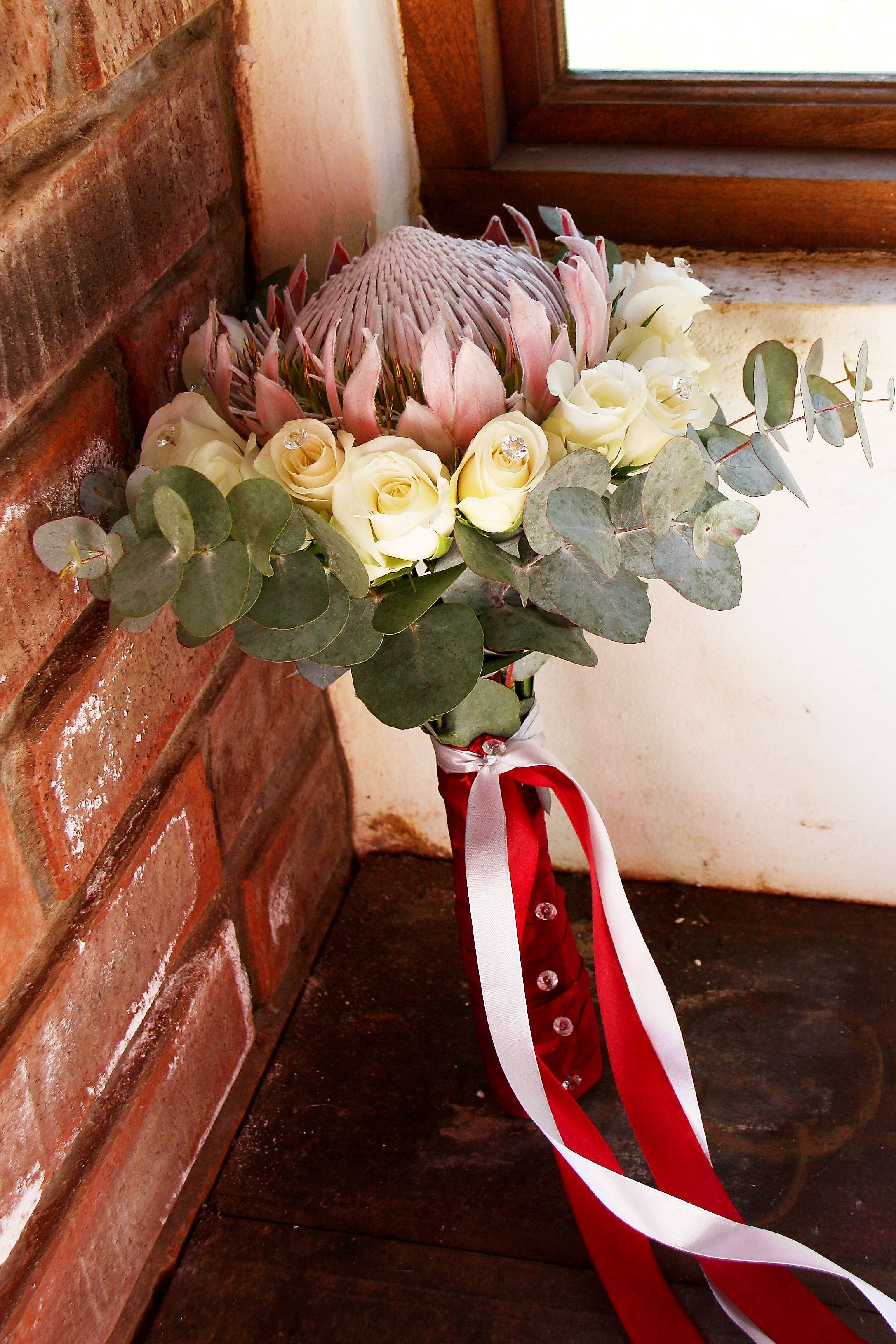 Protea Bouquet by Fresh Image Photography