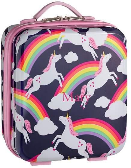 Mackenzie Navy Rainbow Unicorn Classic Lunch Box Lunch